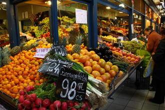 ブダペスト市場