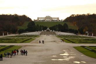 シューンブルン宮殿2