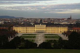 シューンブルン宮殿3