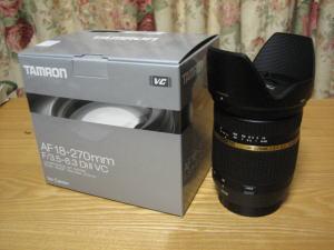 タムロン18mm-270mm