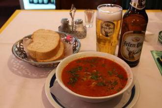 臓物スープ