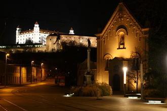 スロバキア城